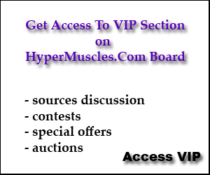 BodyBuilding Forum For VIP