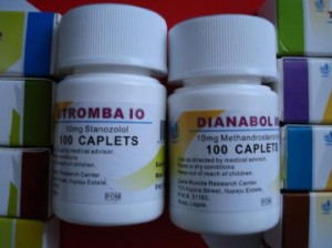 ZMRC stromba 10 and Dianabol