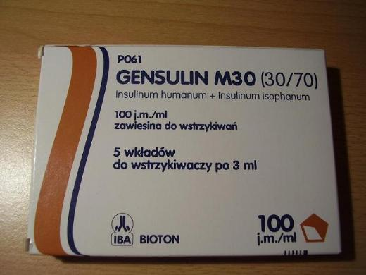 gensulinm30