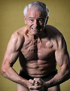 Ray Moon oldest bodybuilder