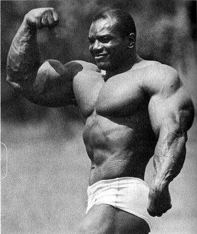 drobson331 q Sergio Oliva, biography, pictures and videos.