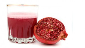 pomegranatejuice 300x171 Pomegranate for a pump