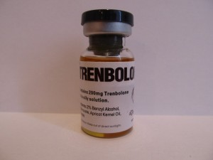 DP tren 200 vial picture