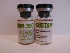 dragon pharma sustanon 350